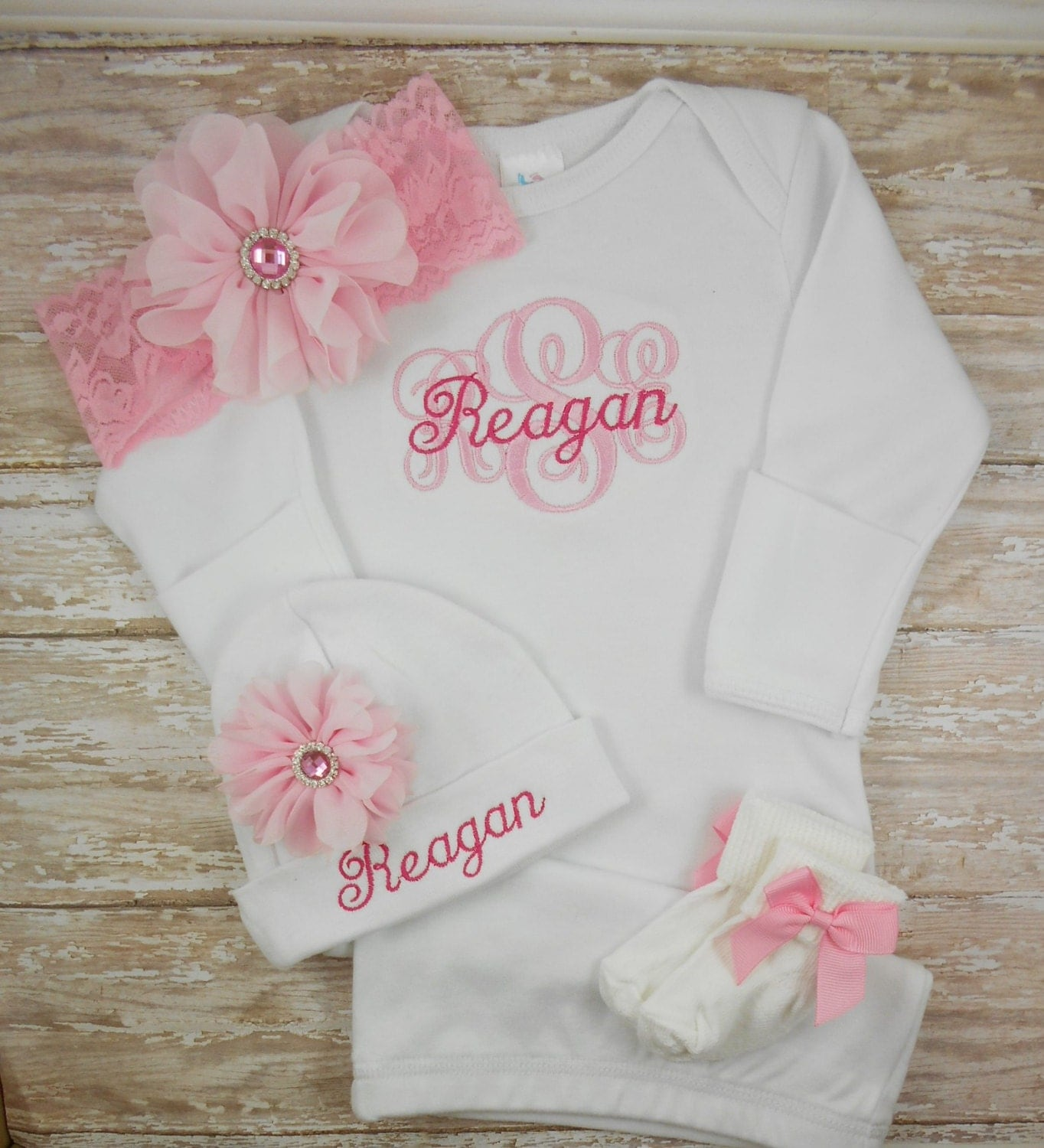 Baby girl coming home outfit take home outfit Newborn girl