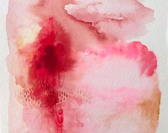 Blush Series Print Poster 11x17