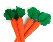 Bunch of Carrots- set of 4