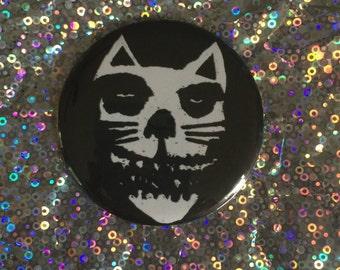 Misfits Cat Pocket Mirror