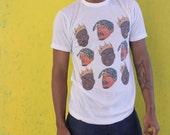 East vs. West Unisex Soft T-Shirt
