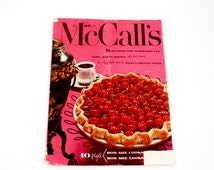 Vintage 1953 McCalls Magazine Ladies Fashion Home Magazine July Issue 187 Pages w Betsy Paperdolls