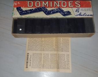 Vintage Halsam Dominoes
