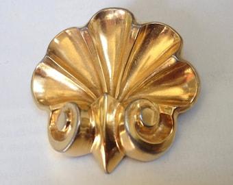 Signed MMA Metropolitan Museum of Art RARE Shell Brooch Pendant – 1990 SEDLIE
