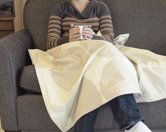 marimekko fabric, marimekko bedding, mod quilt, throw, blanket, lap quilt