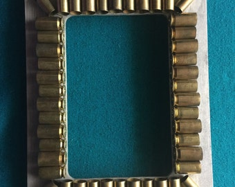 Recycled Bullet Frames