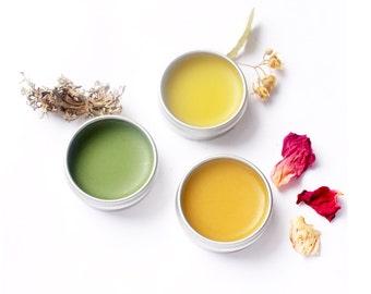Solid Perfume - Your Choice - Round Tin - 7.2 mg  / .25 oz