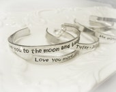 Customized Personalized Aluminum Bracelet