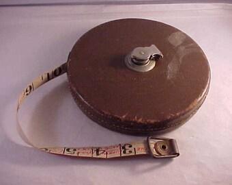 Lufkin 100 Ft Tape Measure Leather Case