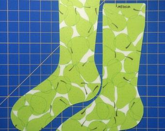 Pear Sock Blockers 4 Sizes