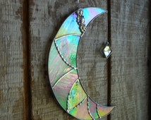 Stained Glass Moon