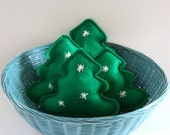 Cat Toy - Catnip O' Christmas Tree felt toy- Christmas cat gift, holiday cat toy, felt cat toy, cat nip, handmade cat toys, gift for cat