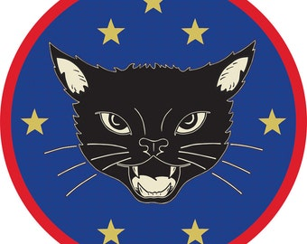 Black Cat Bomber insignia