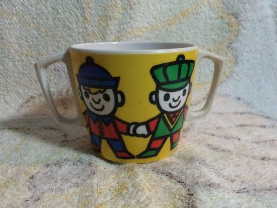 Ornamin Melmac Cup theoddowl
