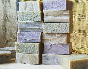 Five Bars of Milk Soap Special!