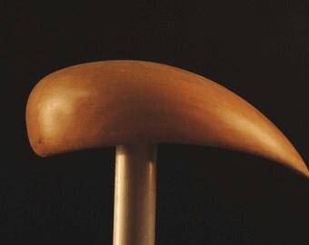 Wooden Hat Block / Mold / Form (#14)