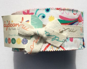 Daydream Kate Spain jelly roll moda fabrics OOP HTF