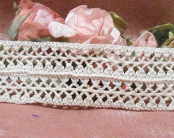Vintage Lace Trim Craft Supply