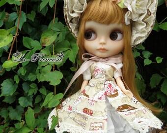 La-Princesa Lolita Outfit for Blythe (No.Blythe-334)