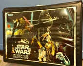 1977 vintage Star Wars mini-action figure collector case