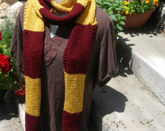 School Colors Scarf