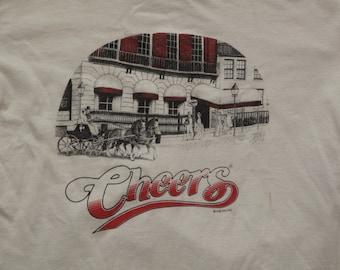 vintage Cheers t shirt