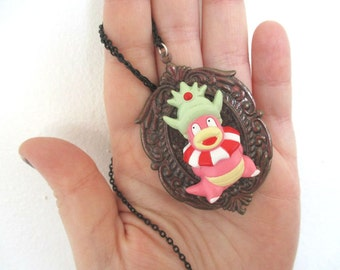 Pokémon Necklace - SLOWKING Bandai Necklace  - Gamer Gear