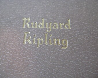 The Works of Rudyard Kipling One Volume Edition Black's Readers Service