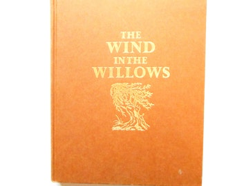 The Wind in the Willows, a Vintage Children's Book