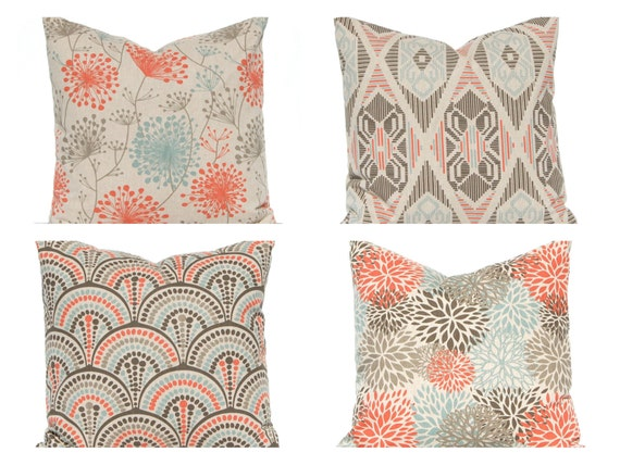 Decorative Pillows For Fall : Fall Pillow Covers Decorative Pillow Covers Sofa Pillows