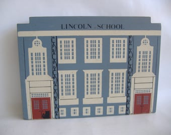 Cat's Meow Lincoln School, 1988