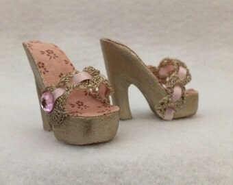 """17"""" monster high doll shoes"""