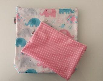 Diaper bag pouch