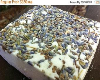 SALE Lavender Bubble Bath Bar
