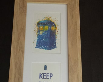 Dr Who Wall Art