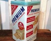 Vintage Nabisco Saltine Cracker Tin
