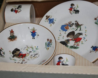 Arklow of Ireland Child's Dining Set