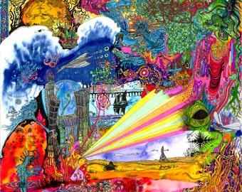 Whose Dream Is It, Anyway? - Art by Masha Falkov - Print