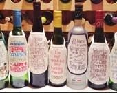 Bottle Apron 7 Pack of Instant Patterns