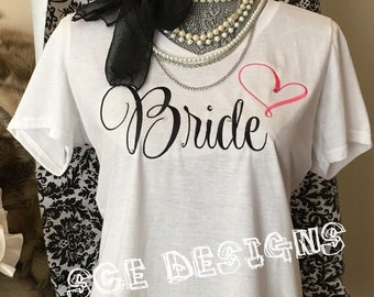 Shirts for Bridal Party!