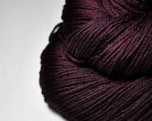 Tangled web - Merino Sport Yarn Machine Washable