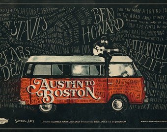 Austin to Poster Film Poster