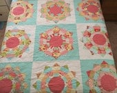 Piccadilly Circus Quilt, Thimble Blossoms' design, Bonnie and Camille Fabrics