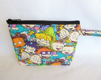 Rugrats  makeup bag