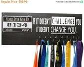 RUNNING, Running, Race bib holder - Race Medal Holder - Gifts for runners - runners medal rack - running medal holder - Half Marathon gift