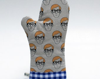 Woody Oven Glove