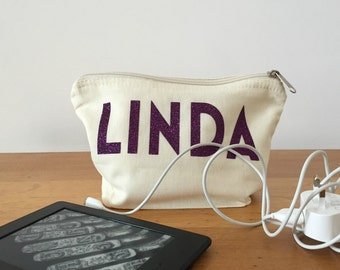 Gift for a Bookworm,  FAST and FREE SHIPPING, Create Your Own Custom Bag