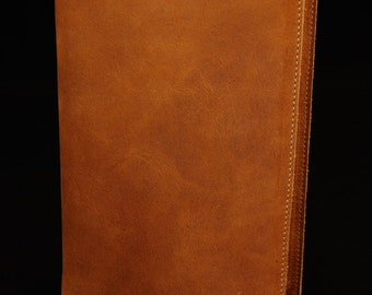 Leather Journal, Brown Leather Diary: Classic Journal (Cognac)