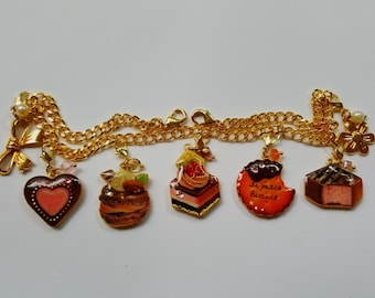 Decoden Hime Lolita Kawaii Sweets Purse Jewelry