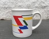 Mug Bauhaus Style